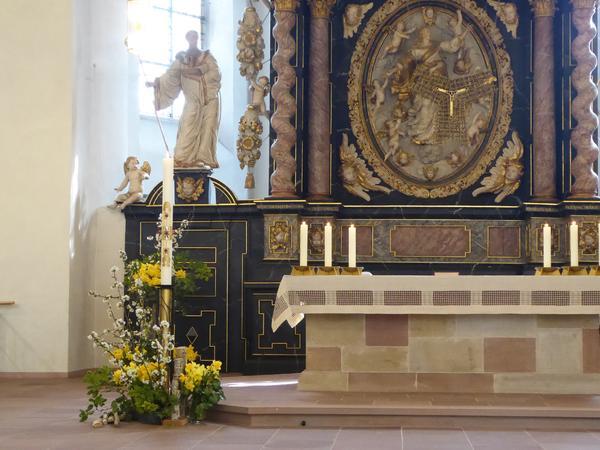Ostern 2021 - Abtei Kloster Engelthal