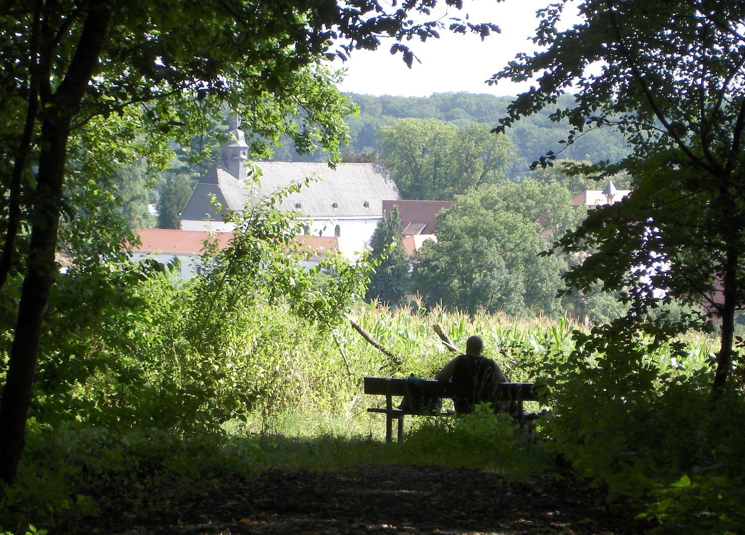 schweigewochenende im kloster hessen